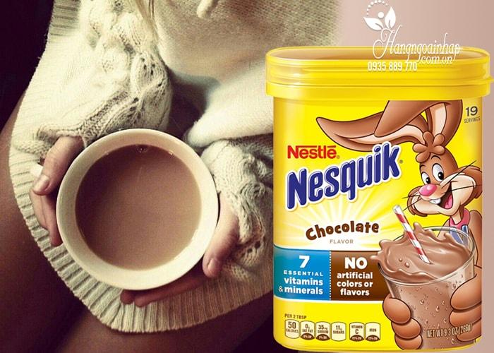 Bột sữa Nesquik mua ở đâu? Địa chỉ mua hàng ngoại uy tín
