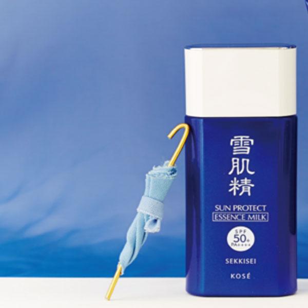 Sekkisei Sun Protect Essence Milk SPF50+/ PA++++