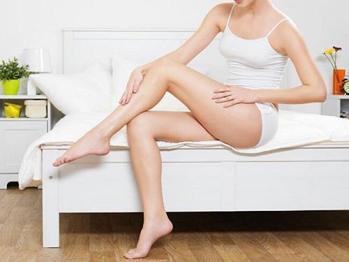 Cách để có đôi chân đẹp, mịn màng cho phái đẹp-2