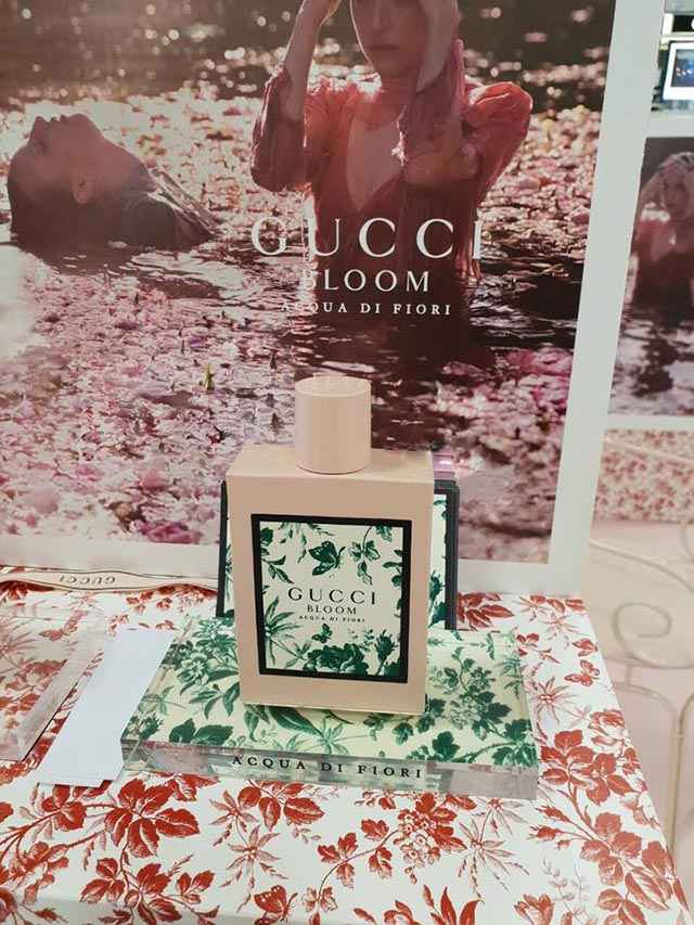 nước hoa gucci bloom acqua di fiori 50ml