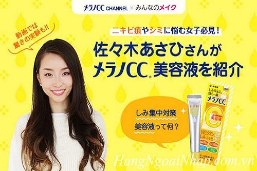 Serum Vitamin C Melano CC có tốt không-3