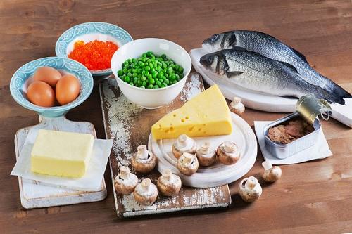 Vitamin D3 có trong thực phẩm nào-1