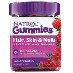 Kẹo dẻo Natrol Gummies Hair, Skin and Nails giá bao nhiêu-2