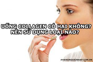 Uống collagen có hại không-1