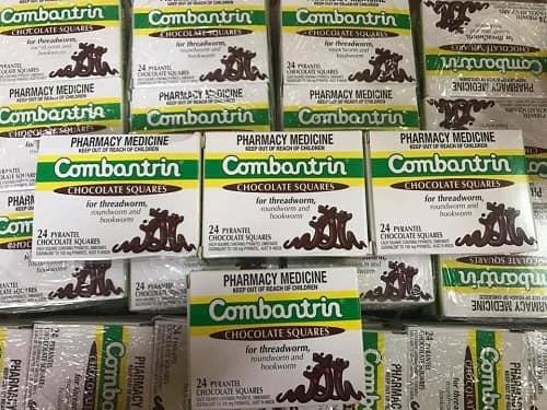 Cách uống thuốc tẩy giun Combantrin hiệu quả-3