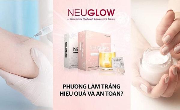 Neuglow c mua ở đâu uy tín đúng giá? Và Review tốt không từ CE