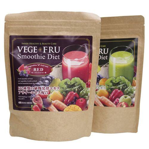 Bột rau củ quả Vege Fru Smoothie Diet có công dụng gì-2