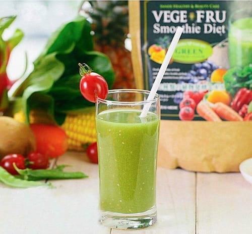 Bột rau củ quả Vege Fru Smoothie Diet có công dụng gì-3