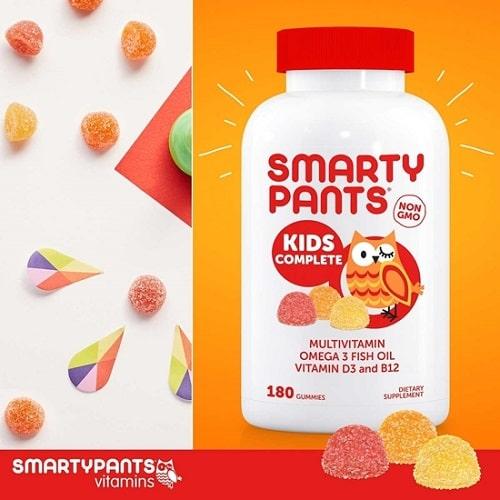 Kẹo dẻo Smarty Pants có công dụng gì-2