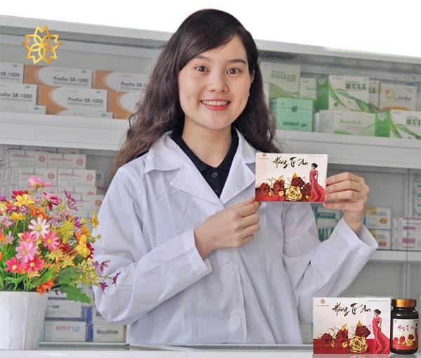 Thuốc tăng nội tiết tố nữ bán ở đâu uy tín đảm bảo công dụng 2