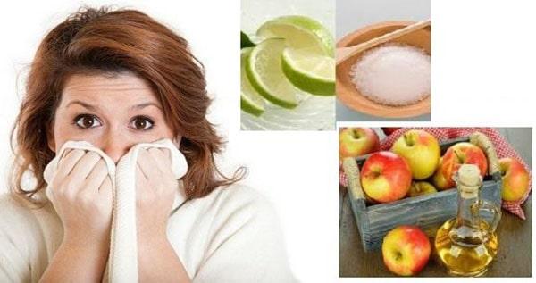 Cách chữa hôi miệng tại nhà hiệu quả nhất [ Có thể bạn chưa biết]
