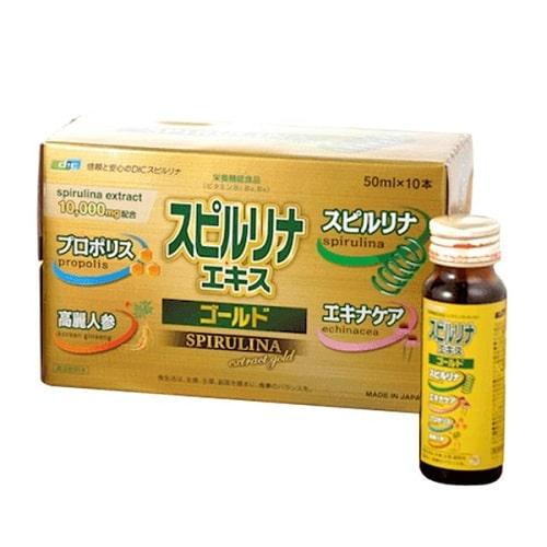 Tảo vàng Spirulina EX của Nhật Bản loại nào tốt-2