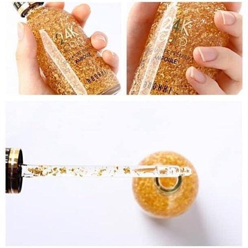 Serum 24K Gold Signature Premium Ampoule có công dụng gì-2