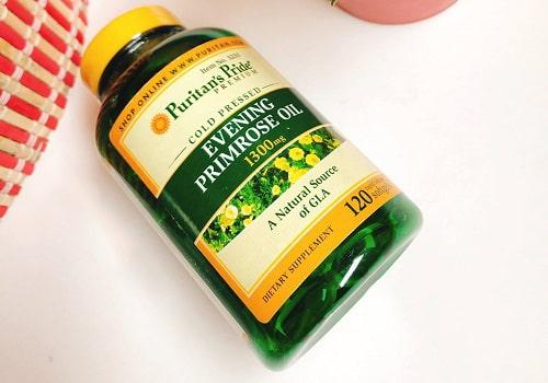 Tinh dầu hoa anh thảo Evening Primrose Oil 1300mg giá bao nhiêu-2