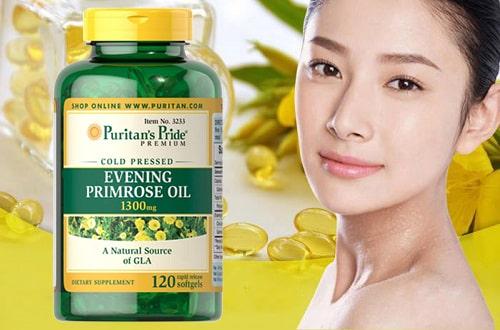 Tinh dầu hoa anh thảo Evening Primrose Oil 1300mg giá bao nhiêu-3