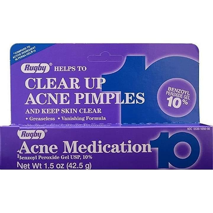Kem trị mụn acne medication 10 mua ở đâu chính hãng đúng giá