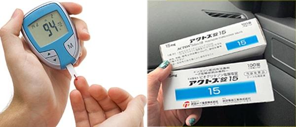 Thuốc trị tiểu đường actos có tốt không? Mua ở đâu uy tín + giá bán