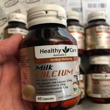 Healthy Care Milk Calcium giá bao nhiêu-3