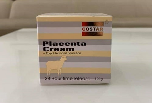 Kem cừu Costar Placenta Cream giá bao nhiêu-2