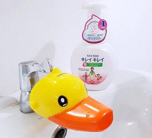 Bọt rửa tay Kirei Kirei có tốt không-3