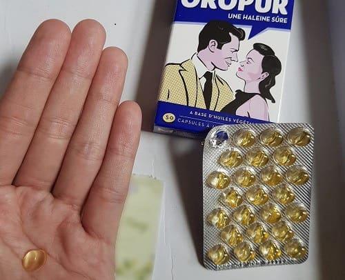 Cách sử dụng Oropur-1