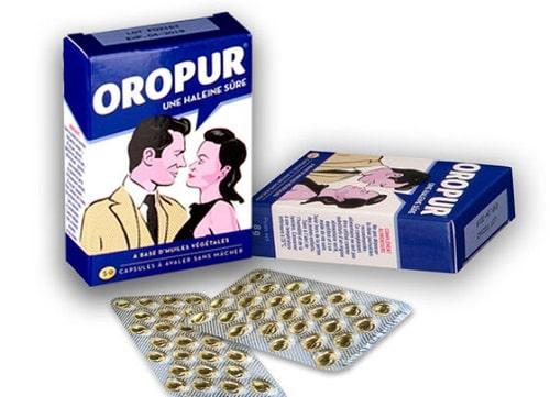 Cách sử dụng Oropur-2