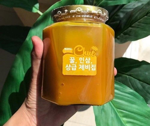 Sâm nghệ mật ong Mamachue review-2