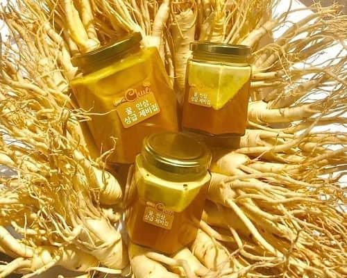 Sâm nghệ mật ong Mamachue review-3