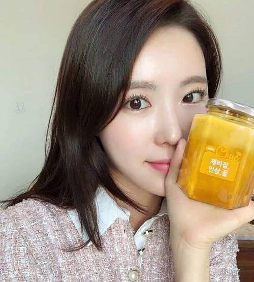 Sâm nghệ mật ong Mamachue review-5