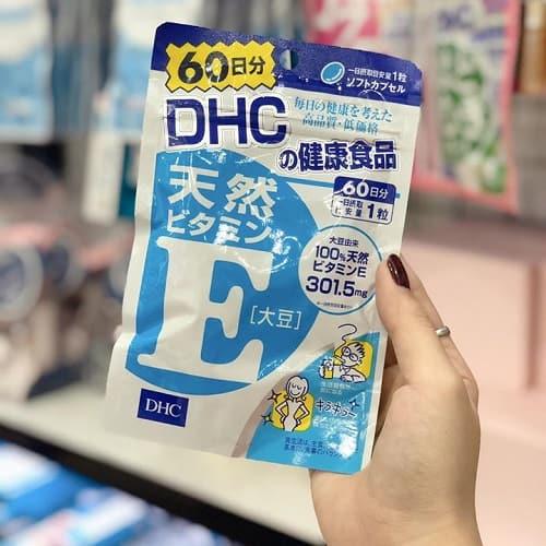 Viên uống vitamin E DHC có tốt không-2