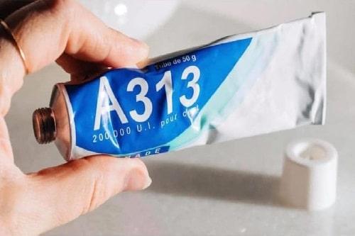 Kem dưỡng A313 Pommade có tốt không-2