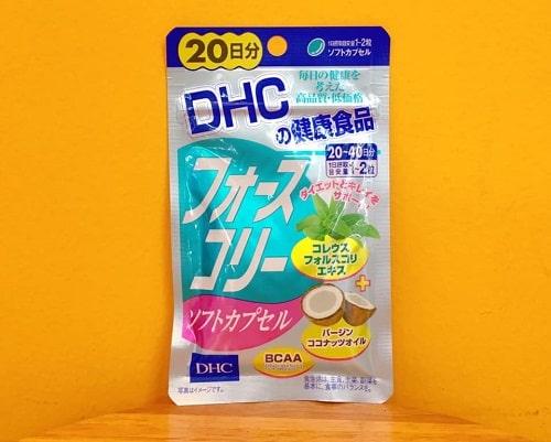 Viên uống giảm cân DHC dầu dừa review-3