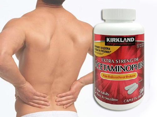 Kirkland Extra Strength Acetaminophen là thuốc gì-6