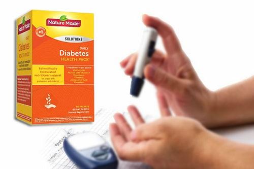 Nature Made Diabetes Health Pack là thuốc gì?-6