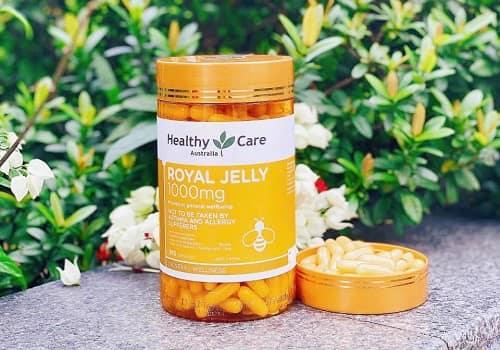 Royal Jelly 1000mg Healthy Care thật giả phân biệt như thế nào?-1