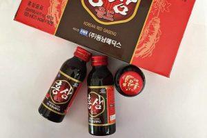 Giá nước hồng sâm Korean Red Ginseng bao nhiêu?-1