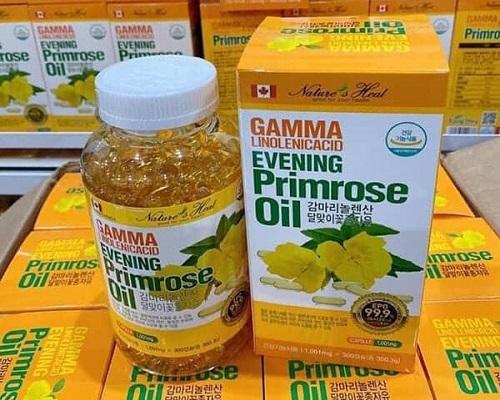 Gamma Linolenic Acid Evening Primrose Oil công dụng gì?-2