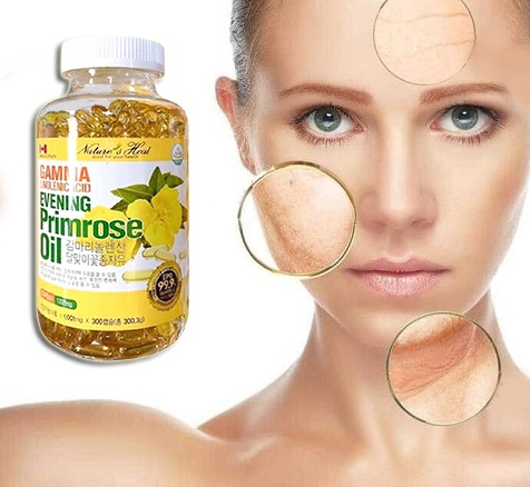 Gamma Linolenic Acid Evening Primrose Oil công dụng gì?-3