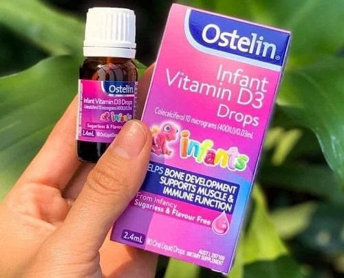 Ostelin Infant Vitamin D3 Drops 2.4 ml review-2