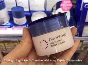 Transino Whitening Repair Cream review-1