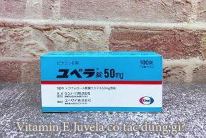 Vitamin E Juvela có tác dụng gì?-1