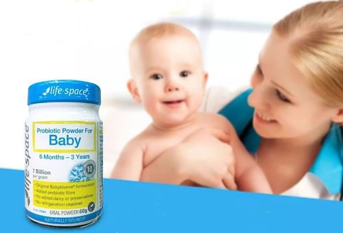 Life Space Probiotic Powder For Baby 60g review-5