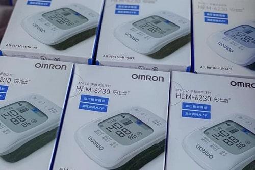 Máy đo huyết áp Omron Nhật Bản giá bao nhiêu?-1
